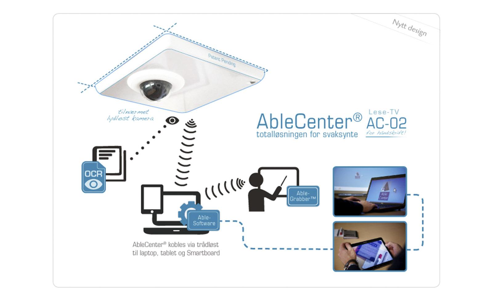 able center esquema